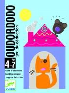 Joc de cărți Djeco Oudordodo