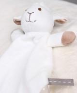 Jucarie comforter Micutul Lamby
