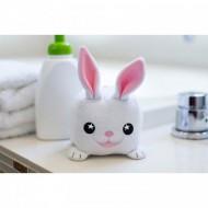 Jucarie de plus pentru baita Rabbit Soap Pals