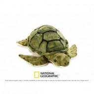 Jucarie din plus National Geographic Testoasa marina 32 cm