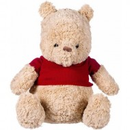 Jucarie din Plus Winnie the Pooh 50 cm, Colectia Christopher Robin