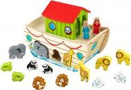 Jucarie educativa Arca lui Noe