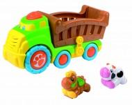 Jucarie muzicala – Camionul de la ferma