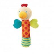 Jucarie muzicala din plus Popica Strut - Brevi Soft Toys