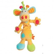 Jucarie muzicala Girafa - Brevi Soft Toys