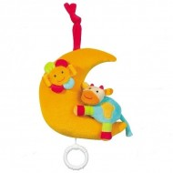 Jucarie muzicala Luna - Brevi Soft Toys