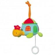 Jucarie muzicala Testoasa - Brevi (Brevi Soft Toys)