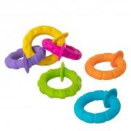 Jucarie pentru motricitate PipSquigz Ringlets