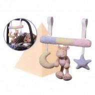 Jucarie plus Hipopotam - Brevi Soft Toys