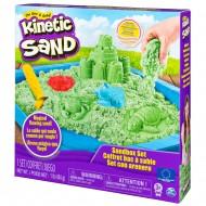 KINETIC SAND SET COMPLET VERDE