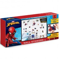 Kit Decor Sticker Spiderman