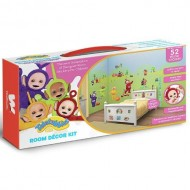 Kit Decor Sticker Teletubbies