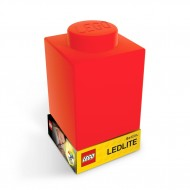 Lampa Caramida LEGO® rosie