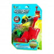 Lansator + 1 Spin-Go - Viteza pe doua roti!