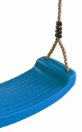 Leagan Swing Seat PP10 Turquoise (RAL5021)