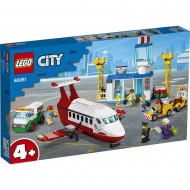 LEGO® CITY  AEROPORT CENTRAL 60261