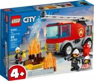 LEGO® CITY  CAMION DE POMPIERI CU SCARA 60280