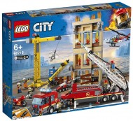 LEGO® CITY DIVIZIA POMPIERILOR DIN CENTRUL ORASULUI 60216