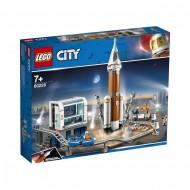 LEGO® CITY SPACE PORT RACHETĂ ȘI CENTRUL DE COMANDĂ A LANSĂRII 60228