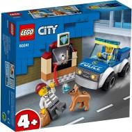 LEGO® CITY UNITATE DE POLITIE CANINA 60241