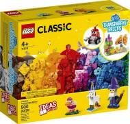 LEGO® CLASSIC CARAMIZI TRANSPARENTE CREATIVE 11013