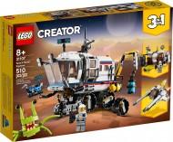 LEGO® CREATOR  EXPLORATOR SPATIAL ROVER 31107