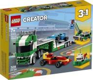 LEGO® CREATOR TRANSPORTOR DE MASINI DE CURSE 31113