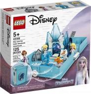 LEGO® DISNEY PRINCESS AVENTURI DIN CARTEA DE POVESTI CU ELSA SI NOKK 43189
