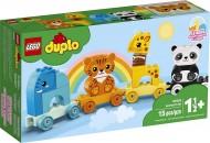 LEGO® DUPLO  PRIMUL MEU TREN CU ANIMALE 10955