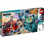 LEGO® HIDDEN SIDE  CAMIONUL DE POMPIERI PHANTOM 3000 70436