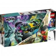 LEGO® HIDDEN SIDE  MASINA SUPRANATURALA DE CURSA 70434