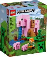 LEGO® MINECRAFT CASA PURCELUSILOR 21170