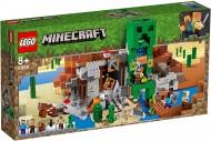 LEGO® MINECRAFT  MINA CREEPER 21155