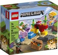 LEGO® MINECRAFT RECIFUL DE CORALI 21164