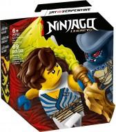 LEGO® NINJAGO SET DE LUPTA EPICA - JAY CONTRA SERPENTINE 71732
