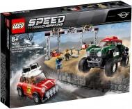 LEGO® SPEED CHAMPIONS 1967 MINI COOPER S RALLY ȘI AUTOMOBIL SPORT 2018 MINI JOHN COOPER WORKS 75894