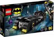 LEGO® SUPER HEROES BATMOBILE URMARIREA LUI JOKER 76119