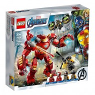 LEGO® SUPER HEROES  IRON MAN HULKBUSTER CONTRA AIM. AGENT 76164