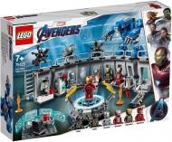 LEGO® SUPER HEROES IRON MAN - SALA ARMURILOR 76125