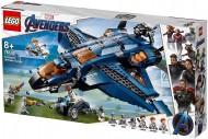 LEGO® SUPER HEROES QUINJETUL SUPREM AL RĂZBUNĂTORILOR 76126