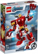 LEGO® SUPER HEROES ROBOT IRON MAN 76140