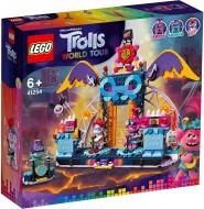 LEGO® TROLLS WORLD TOUR CONCERTUL DIN ORAȘUL VOLCANO ROCK