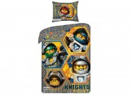 Lenjerie de pat cavalerii LEGO® NEXO KNIGHTS