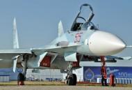Macheta avion Sukhoi Su-27 SM Flanker - Revell 4937