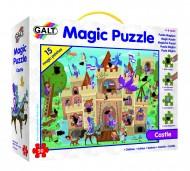 Magic Puzzle - Castelul (50 piese)