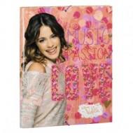 Mapa cu elastic A4 colectia Violetta Love