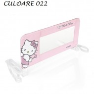 Margine siguranta pat 90 cm - Hello Kitty Brevi