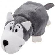 Mascota FlipZees 12.5 cm - Catel Husky si Urs Polar
