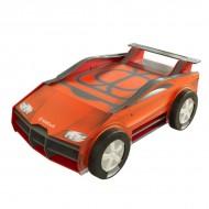 Masina auto de activitati Speedway Play N Store - KidKraft