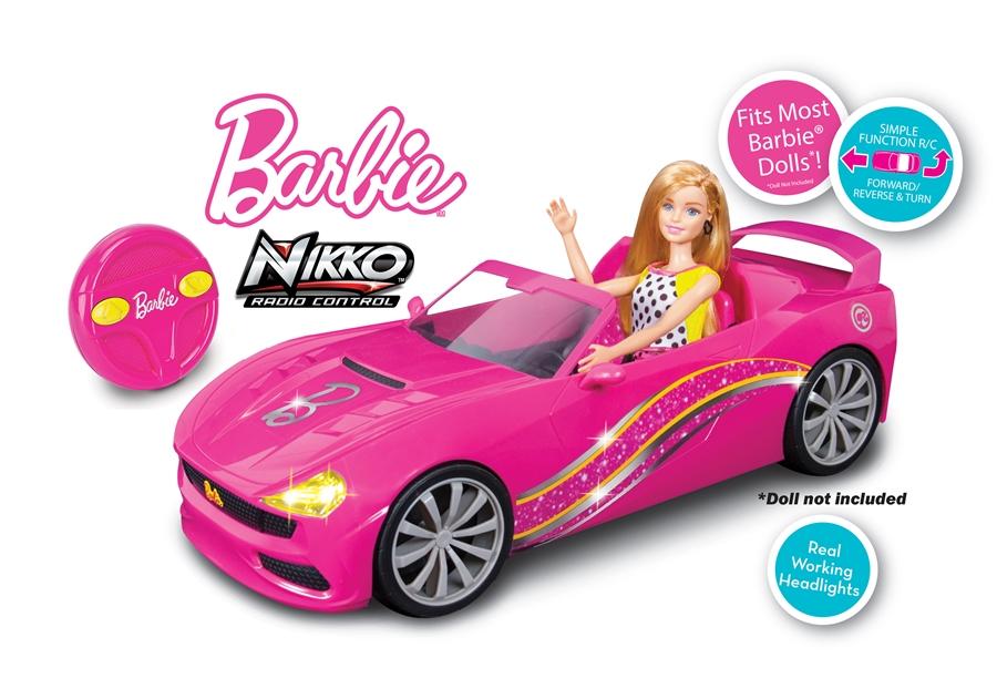 masina cu radiocomanda barbie. Black Bedroom Furniture Sets. Home Design Ideas